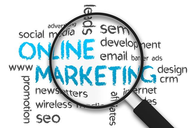 chiến lược tiếp thị online