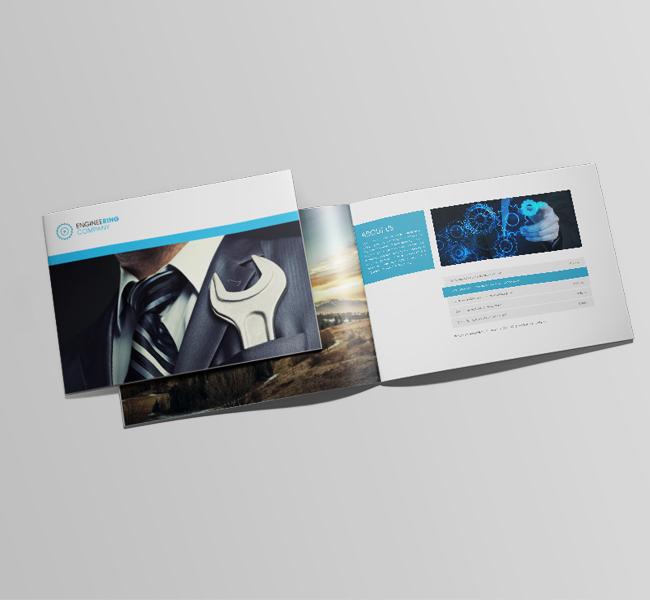 thiết kế tài liệu bán hàng