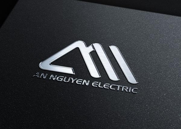 thiết kế logo dự án An nguyen