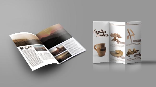 Công ty thiết kế brochure có gì nổi bật