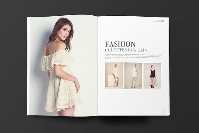 thiết kế catalogue.